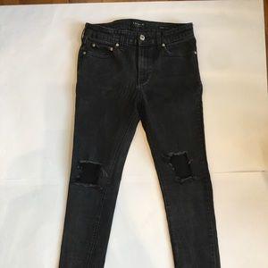 Black PacSun jeans